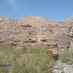 سد شاهی روستای کریز