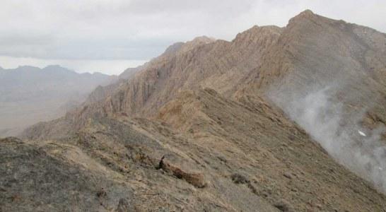 تصاویر کوه باغدشت جدید